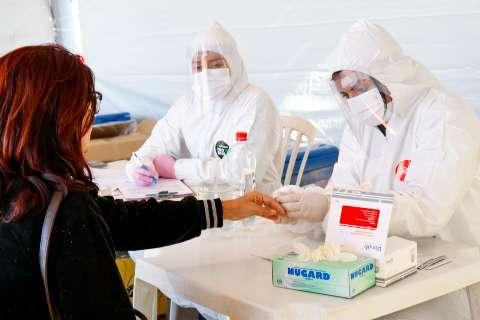 Covid-19 infectou 1,9 milhão de pessoas e causou mais de 75 mil mortes