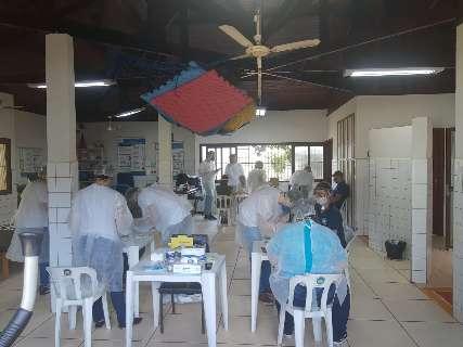 Funcionários e idosos do Asilo São João Bosco testam negativo para covid-19