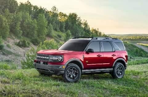 Ford apresenta novo Bronco Sport que poderá vir para o Brasil em 2021
