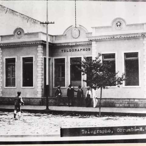 Feito por Marechal Rondon em 1904, prédio vai virar hotel de trânsito