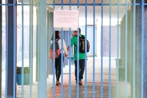 Para volta às aulas, Estado investe R$ 1,7 milhão em máscaras e termômetros