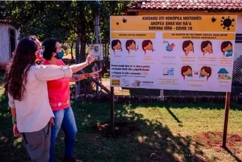 Covid-19 em aldeia gera ódio contra indígenas e áudios sugerem até extermínio