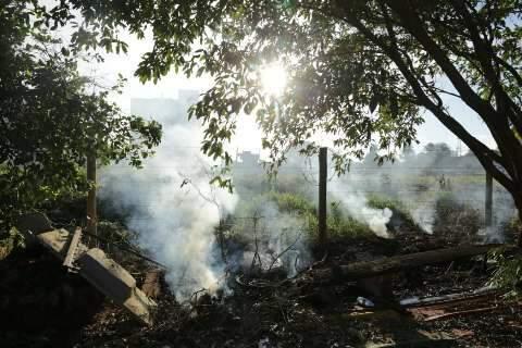 Instituto alerta para umidade do ar próxima dos 20% em todo Estado