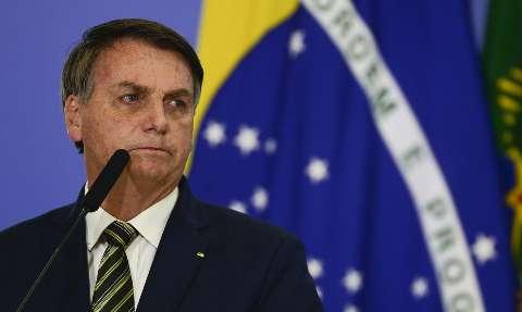 Cenários simulados em pesquisa mostram favoritismo de Bolsonaro em 2022