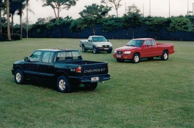 S10 celebra 25 anos com 1 milhão de unidades produzidas