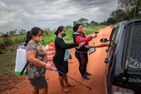 Com aldeias em colapso, Defensoria recorre aos Médicos sem Fronteiras
