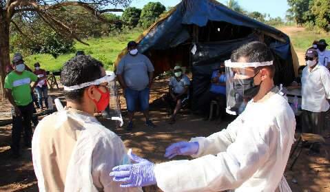 Contaminações entre indígenas dobram em 1 semana e mortes atingem 7 aldeias