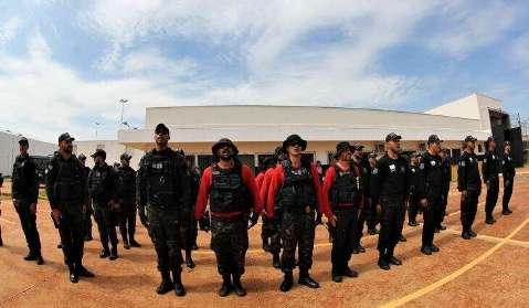 Governo publica a nomeação dos 253 novos agentes penitenciários