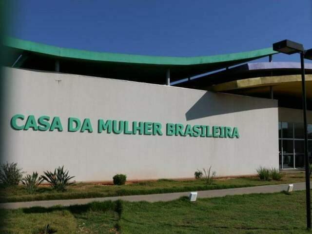 Casa da Mulher Brasileira, em Campo Grande (Foto: Henrique Kawaminami - Arquivo)