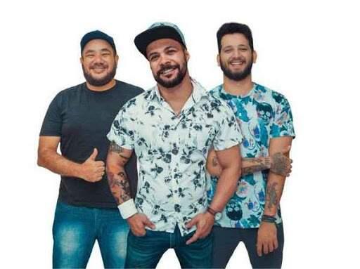 Banda Xapa se apresenta no último #SescEmCasa do de julho (Foto: Divulgação)