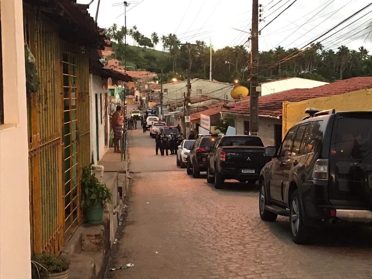 Operação foi comandada em Alagoas e desencadeada e mais dez estados, entre eles, MS (Foto/Divulgação: MPAL)