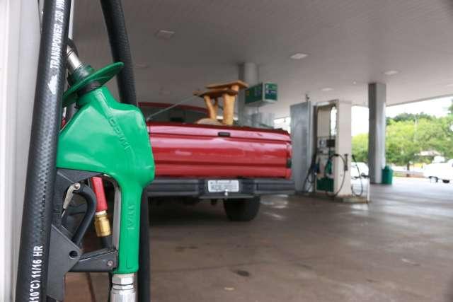 A R$ 4,32, gasolina de MS é a mais cara do Centro-Oeste