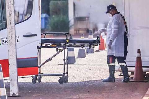 Brasil ultrapassa 94 mil mortes pela covid-19, aponta consórcio de imprensa