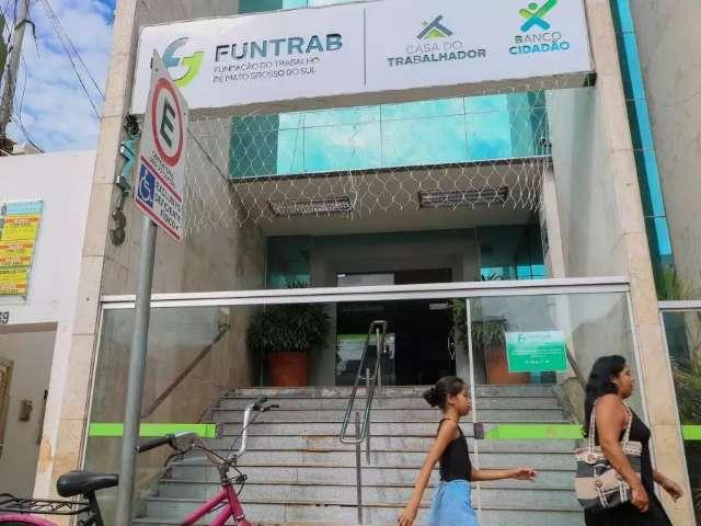 Funtrab tem 632 vagas de emprego em 31 cidades nesta segunda