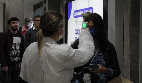 Barreiras sanitárias abordaram 2,5 milhões de pessoas em 36 pontos de MS