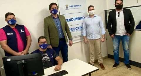 Procon abre mais um posto de atendimento em Campo Grande