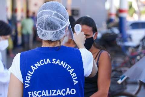 Com 22 casos por hora, Capital já tem quase o triplo de infectados que Dourados