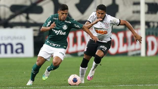 Corinthians e Palmeiras abrem disputa por título do Paulistão nesta noite