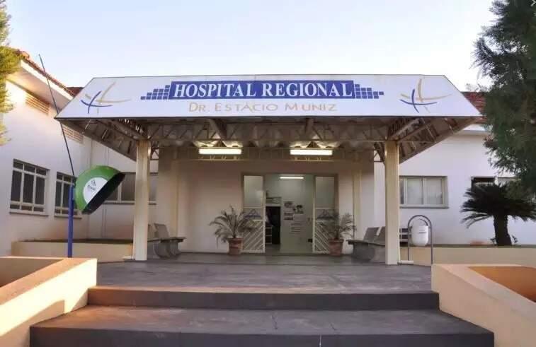 Hospital Regional de Aquidauana tem 8 leitos de UTI para receber pacientes com a covid-19 e há 5 leitos vagos, segundo secretária (Foto: O Pantaneiro)