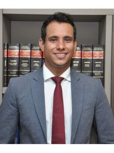 Dr Paulo Robson Damasceno - Advogado (Foto: Arquivo Pessoal)