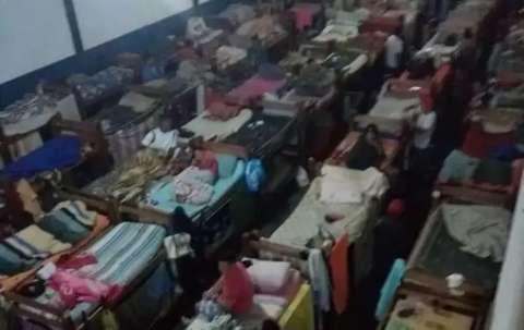 """Casa do Albergado tem camas """"lado a lado"""", denuncia preso com medo da covid-19"""