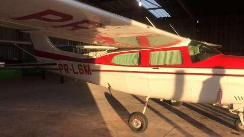 Operação na fronteira de MS apreende 23 aviões usados por traficantes