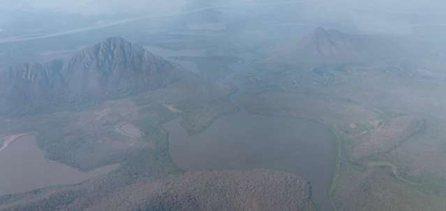 Queimadas já devastaram 1,1 milhão de hectares no Pantanal