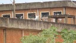MP cobra reforma do muro da Máxima, contra arremesso de drogas