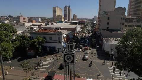 Instituto coloca 70 cidades em alerta para baixa umidade do ar até domingo