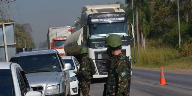 Na pandemia, 740 já tentaram passagem em rotas clandestinas da fronteira