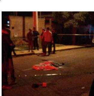 Homem é atropelado e morto a facadas no meio de rua no Jardim Anache