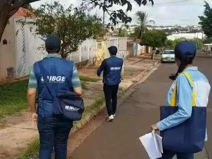 Termina hoje prazo para resgatar taxa de inscrição em concurso do IBGE