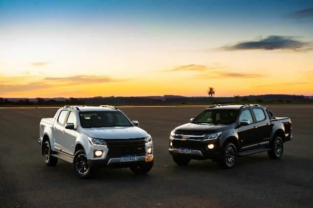 Chevrolet S10 2021 chega com novo visual, melhoria mecânica e mais tecnologia