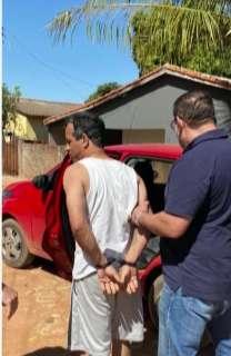Homem suspeito de estuprar 10 mulheres em SP é preso no interior de MS