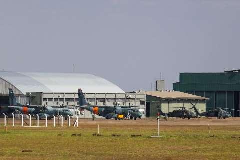 Contra e a favor, vizinhos da Base Aérea opinam sobre evento com 700 militares
