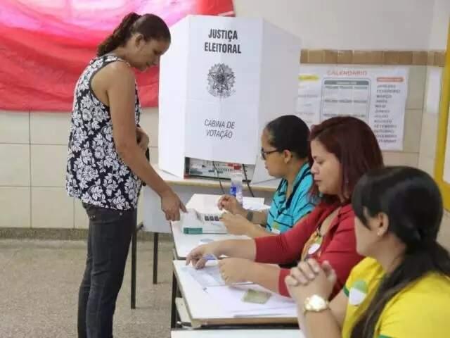 Eleições deste ano serao em novembro. (Foto: Paulo Francis/Arquivo)