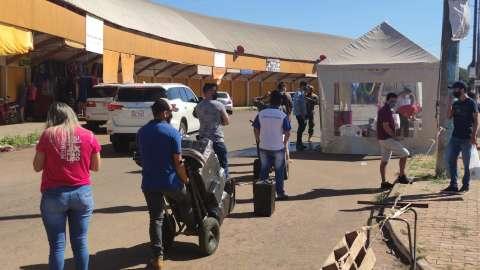 Senado paraguaio vota nesta quarta projeto visto como salvação do comércio