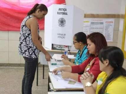 Eleitorado cresce 3% e das grandes cidades, Corumbá é única que perde votantes