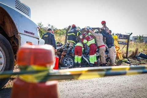 Morre na Santa Casa cabo do Exército vítima de batida no avel viário
