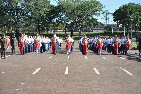 Colégio Militar de Campo Grande abre vagas para o Ensino Fundamental