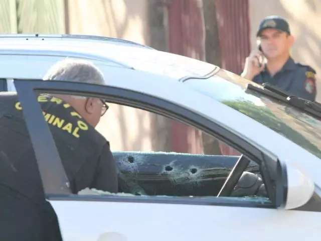 """Polícia indicia """"Fuad"""" e o filho por execução de sargento há 2 anos na Capital"""