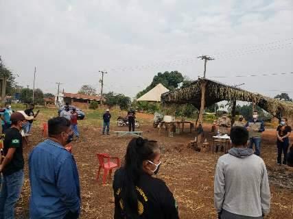 Comissão viaja pelo interior para conter coronavírus nas aldeias