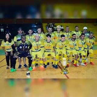 Time de MS busca ajuda financeira para disputar Copa do Brasil de Futsal