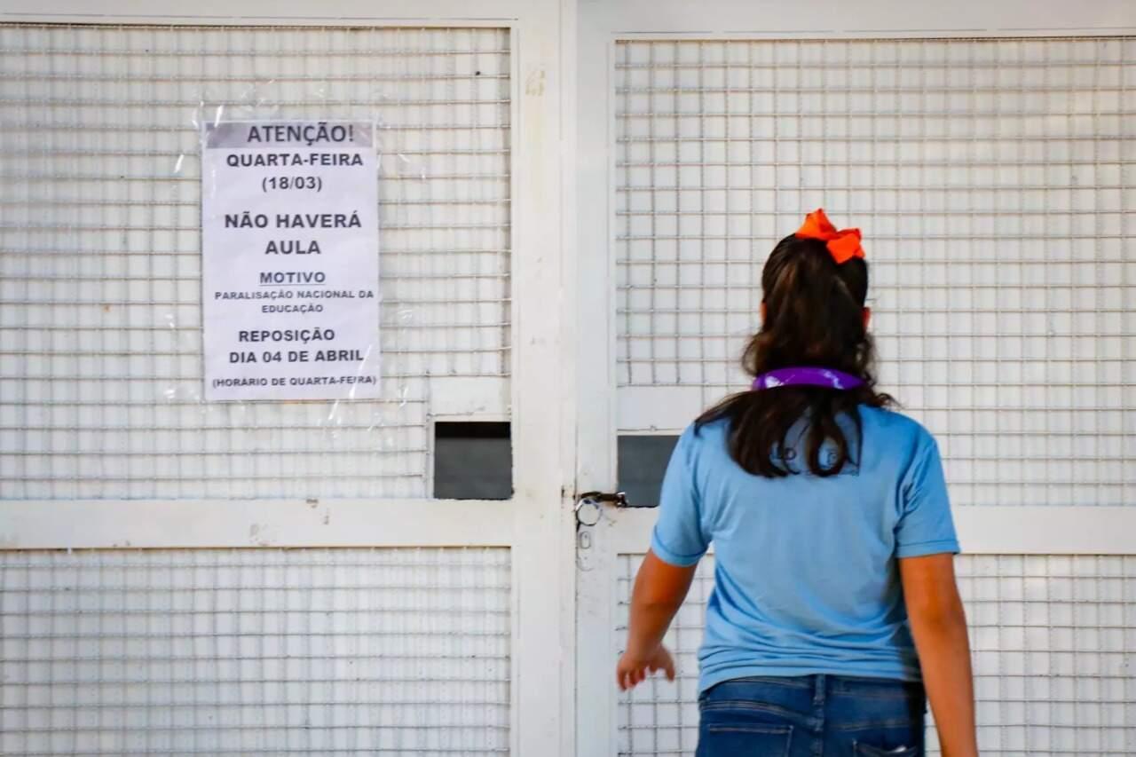 Alunos da rede municipal estão sem aulas presenciais desde o dia 18 de março (Foto: Campo Grande News/Arquivo)