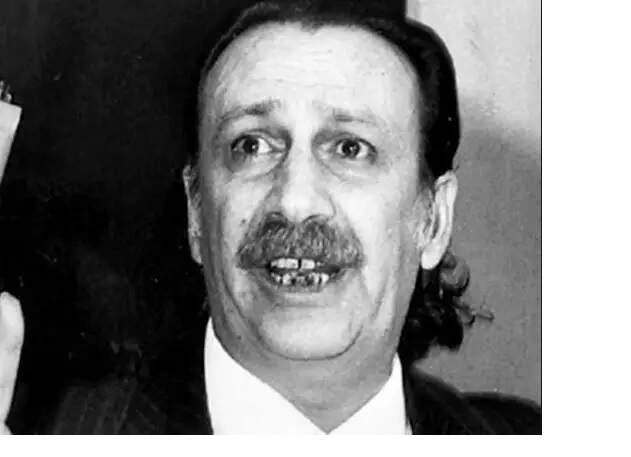 Fadh Jamil em uma das poucas fotos em que aparece, ainda na década de 90 (Foto: Arquivo)