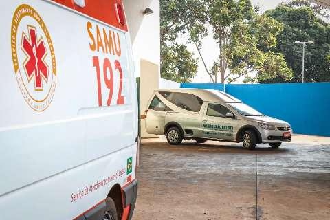 Assassino de rapaz na Moreninha procura a polícia e entrega arma usada em crime