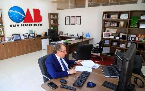 OAB cobra do Judiciário retorno gradual de atividades presenciais