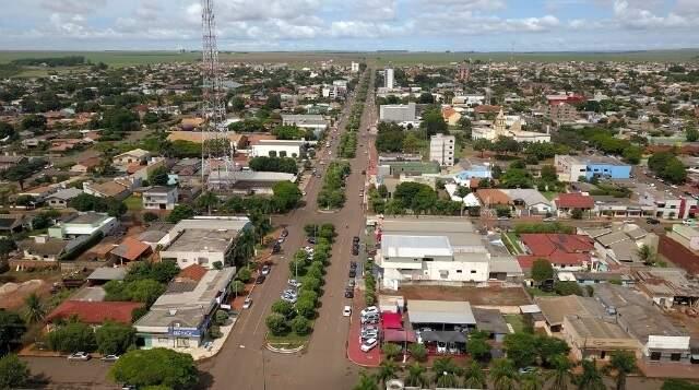 São Gabriel do Oeste já registrou cinco mortes por covid-19 (Foto: Divulgação/Governo do Estado)