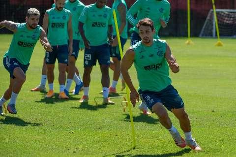 Palmeiras, Corinthians e Flamengo abrem rodada em busca da 1ª vitória