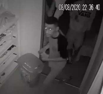 Onda de furtos a residências foram os vídeos mais vistos